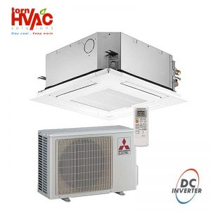 Aer conditionat Mitsubishi Electric Inverter SLZ-KF35VA+SUZ-KA35VA Caseta 12000 BTU