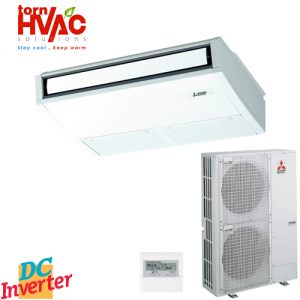 Aer conditionat Mitsubishi Electric PCA-RP125KAQ+PUHZ-ZRP125YKA Power Inverter de Tavan 48000 BTU