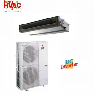 Aer conditionat Mitsubishi Electric Inverter PEAD-SP125JAL+PUHZ-SP125YHA Duct 43000 BTU