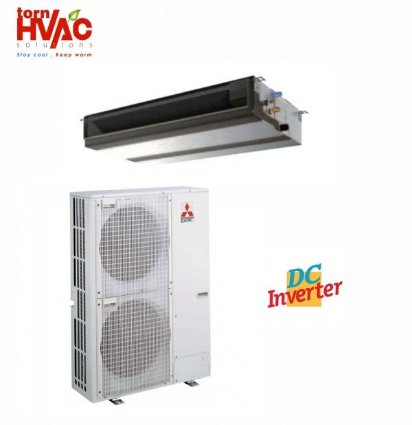Aer conditionat Mitsubishi Electric Inverter PEAD-SP140JAL+PUHZ-SP140VHA Duct 48000 BTU