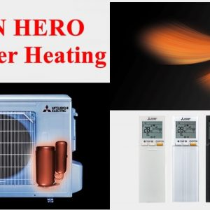 Colaj Mitsubishi Electric LN Hero MSZ-LN VGHZ