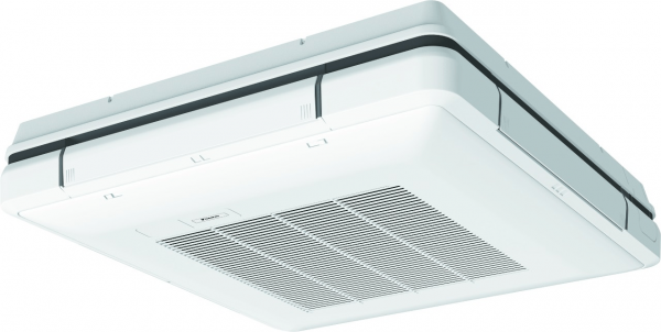 R32 Aer conditionat Daikin SkyAir Advance-series Caseta suspendata cu refulare in 4 directii FUA100A+RZASG100MY1 34000 btu