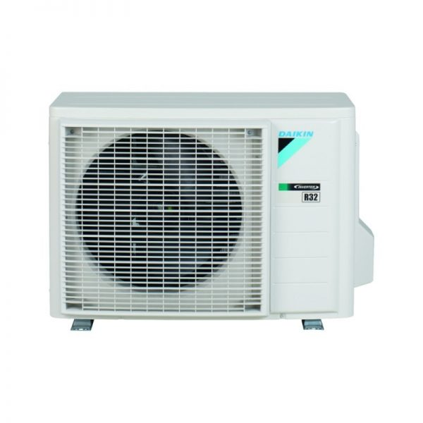 R32 Bluevolution Aer conditionat Daikin Stylish FTXA25AS+RXA25A 9000 Btu Argintiu cu negru