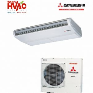 Aer conditionat Mitsubishi Heavy Industries Micro Inverter de tavan FDE140VG+FDC140VS 48000Btu