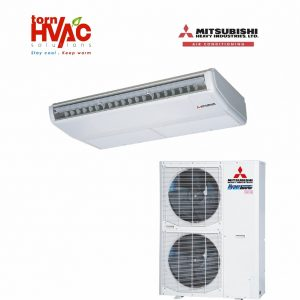Aer conditionat Mitsubishi Heavy Industries Hyper Inverter de tavan FDE125VG+FDC125VNX 43000Btu