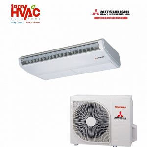 Aer conditionat Mitsubishi Heavy Industries Hyper Inverter de tavan FDE40VG+SRC40ZSX-S 14000Btu