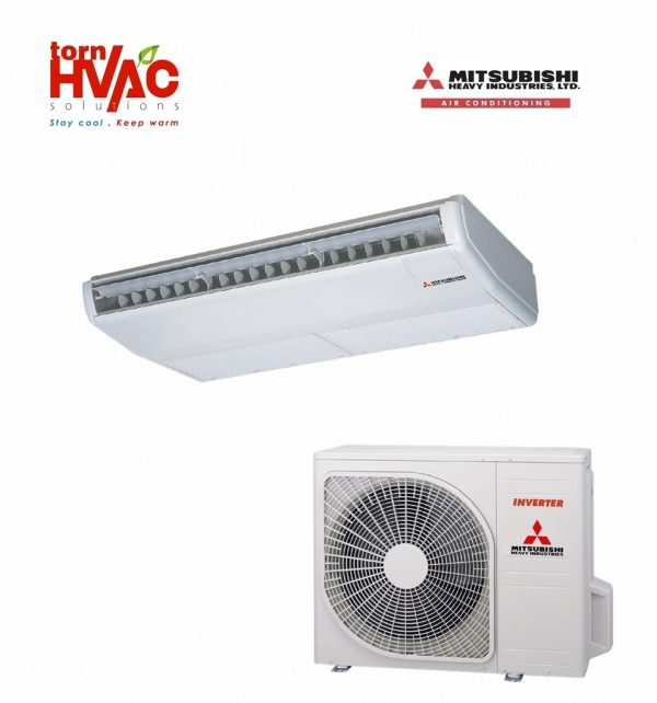 Aer conditionat Mitsubishi Heavy Industries Hyper Inverter de tavan FDE50VG+SRC50ZSX-S 18000Btu