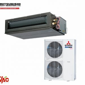 Aer conditionat Mitsubishi Heavy Industries Hyper Inverter Duct FDU125VF+FDC125VSX 43000Btu Presiune inalta