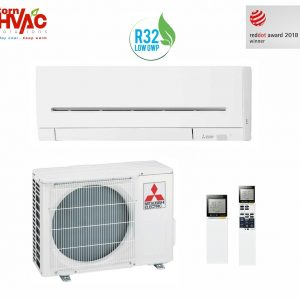 R32 Aer conditionat Mitsubishi Electric Inverter MSZ-AP25VG+MUZ-AP25VG 9000 Btu