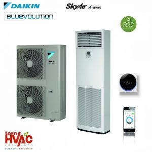 Aer conditionat tip coloana Daikin SkyAir Alpha-series FVA140A+RZAG140MY1 48000 btu R32