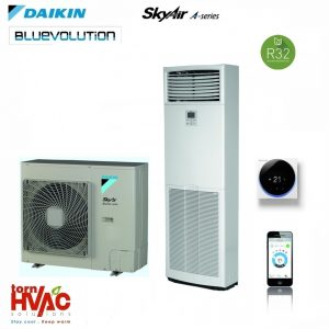 R32 Aer conditionat Daikin SkyAir Advance-series FVA125A+RZASG125MV1 43000 btu Inverter de pardoseala