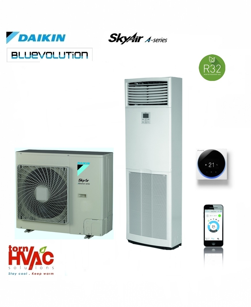 R32 Aer conditionat Daikin SkyAir Advance-series FVA140A+RZASG140MY1 48000 btu Inverter de pardoseala