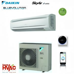 R32 Aer conditionat Daikin Sky Air Bluevolution Advance-series FAA100A+RZASG100MY1 34000 Btu Split Inverter