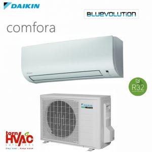 R32 Bluevolution Aer conditionat Daikin Comfora FTXP50L+RXP50L 18000 Btu Split Inverter