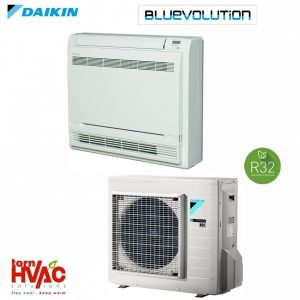 R32 Bluevolution Aer conditionat Daikin Inverter de pardoseala FVXM35F+RXM35M9 12000 Btu