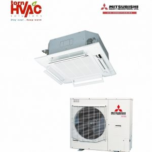 Aer conditionat Mitsubishi Heavy Industries Micro Inverter Caseta FDT125VG+FDC125VS 43000Btu