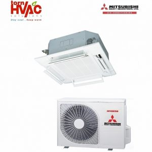 Aer conditionat Mitsubishi Heavy Industries Hyper Inverter Caseta FDT50VG+SRC50ZSX-S 18000Btu