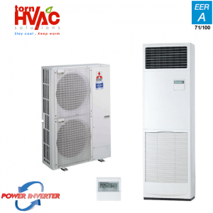 Aer conditionat Mitsubishi Electric Power Inverter PUHZ-ZRP125YHA+PSA-RP125KA Coloana 43000 Btu