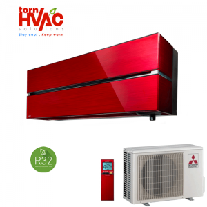 Mitsubishi Electric MSZ-LN Ruby Red