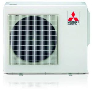 Aer conditionat Mitsubishi Electric Inverter 3x9000BTU (Kirigamine Zen negru)