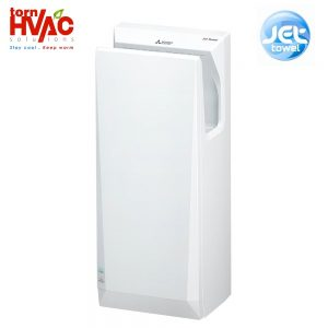 Mitsubishi Electric Jet Towel white