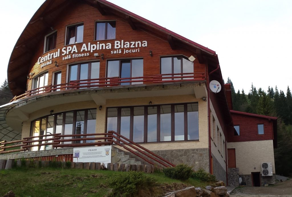Alpina Blazna