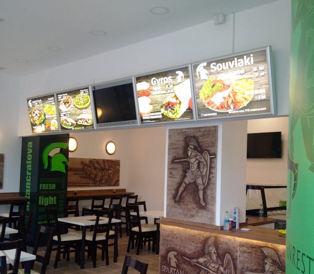 Restaurant Spartan