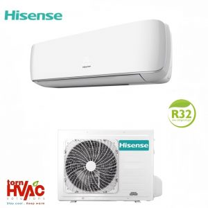 Aer conditionat Hisense Mini Apple Pie TG25VE0AG+TG25VE0AW