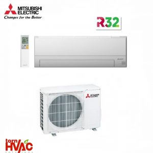 Aparatul de aer conditionat Mitsubishi Electric MSZ-BT-VG+MUZ-BT-VG 9000,12000,18000 BTU