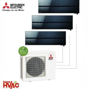 Aer-conditionat-Mitsubishi-Electric-Multisplit-MXZ-4F72VF2xMSZ-LN25VGBMSZ-LN35VGB-2x9000-BTU1x12000-BTU-R32-Negru